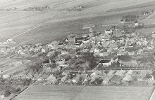 00b Oostwold, luchtfoto (1951)