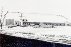 01a Oostwold, Huningaweg, boerderij Kranenborg (1967)