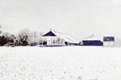 01c Oostwold, Huningaweg, boerderij Toren (1967)