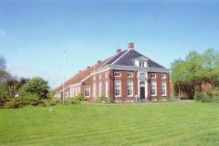 06b Oostwold, Huningaweg, boerderij Oosterhuis (1999) (1)