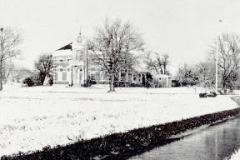 06c Oostwold, Huningaweg, boerderij De boer (1967)