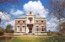 08a Oostwold, Huningaweg, boerderij De Boer (1999)