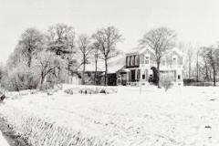 12aa Oostwold, Huningaweg, boerderij Vlieg (1967)