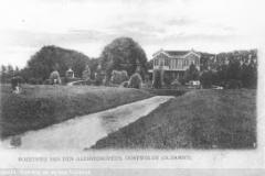 13 Oostwold, Hunningaweg, boerderij Toxopeus (1903)