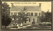 25a Oostwold, Huningaweg, N.H. pastorie (1909)