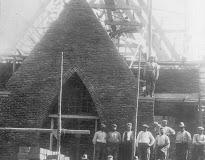 Goldhoorn - bouw Geref.Kerk