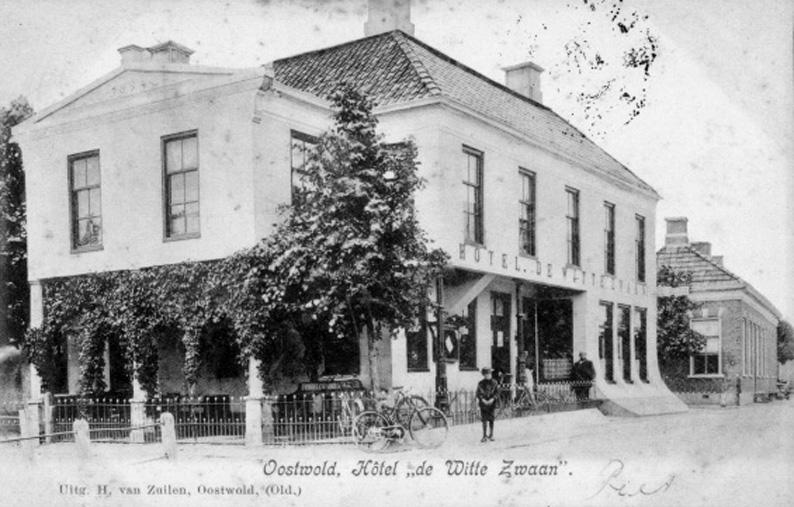 3- Oostwold- hotel de Witte Zwaan