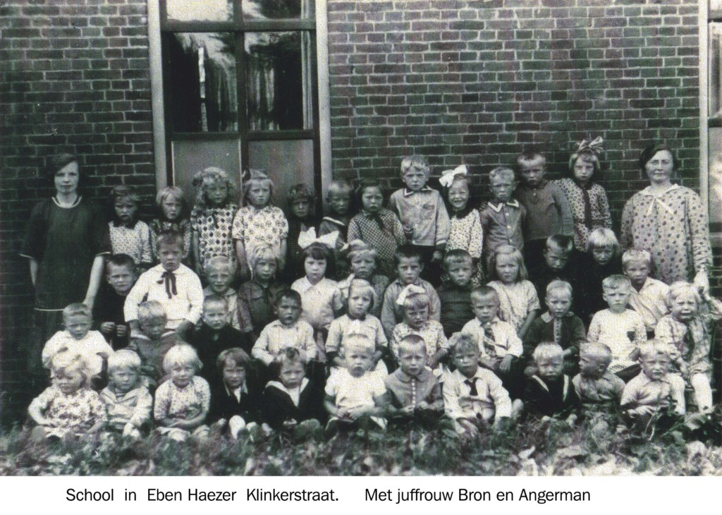 School in Eben Haezerkopie